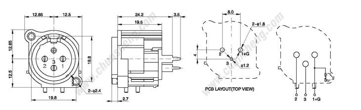 电路 电路图 电子 工程图 平面图 原理图 730_222