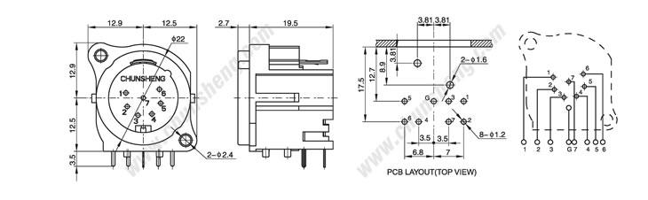 电路 电路图 电子 户型 户型图 平面图 原理图 730_226